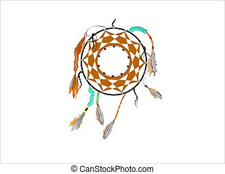 dreamcatcher - aboriginal dreamcatcher