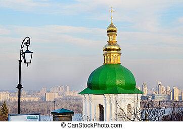 Kiev. Kiev - Pechersk Lavra.