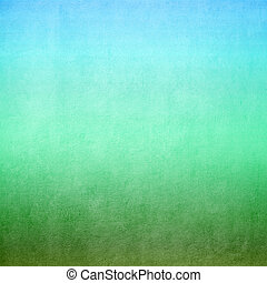 Green concrete background