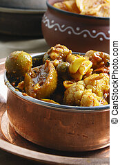 Mixed vegetable pickle from India - Pachranga Achar - The...
