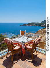 Rural Restaurant with Sea Views - Restaurant with Sea Views...