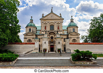 The Monastery of John Baptist, Poswietne, Poland - The...