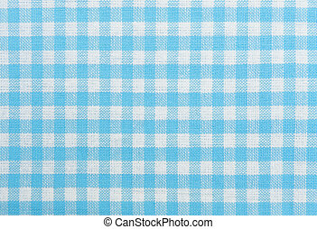 Checkered pattern - Blue and white checkered pattern