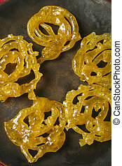 Jalebi - A sweet dish - Jalebi is a popular sweet in Gujarat...
