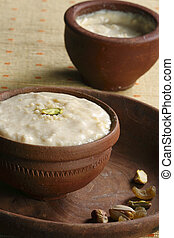 Misti Doi is a popular dessert in the states of West Bengal....