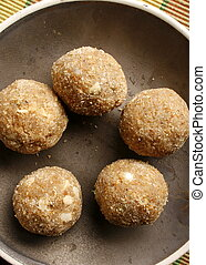 Churma Ladoo is a typical Rajasthani sweet - Churma is...