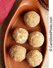 Churma Ladoo is a typical Rajasthani sweet - Churma is...
