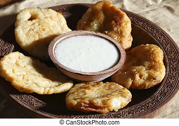 Malpuras are a kind of deep fried pancakes - Malpua contains...