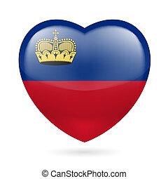 Heart icon of Liechtenstein
