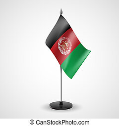 Table flag of Afghanistan - State table flag of Afghanistan....