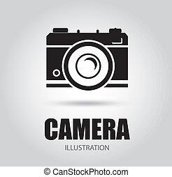 cámara, diseño