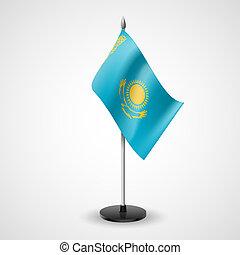 Table flag of Kazakhstan - State table flag of Kazakhstan....