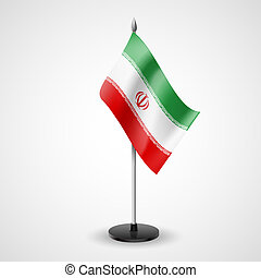 Table flag of Iran - State table flag of Iran National...