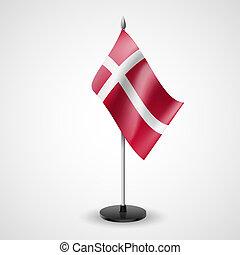 Table flag of Denmark - State table flag of Denmark....