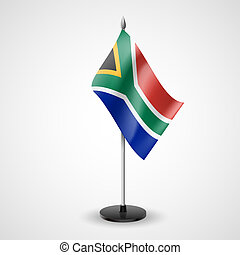 Table flag of South Africa - State table flag of South...