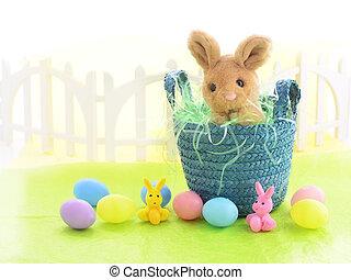 Easter setting