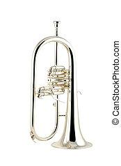 silver fluegelhorn