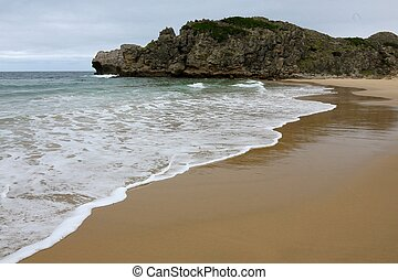 Beautiful Secluded Beach