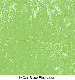 Green Distressed Texture for your design EPS10 vector