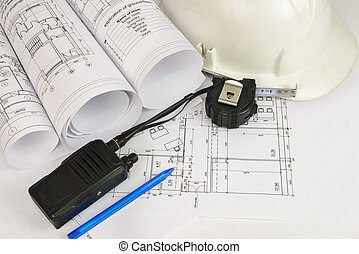 Construction drawings Workplace architect - Construction...