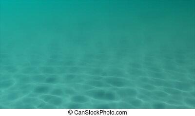 Underwater Green