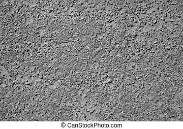 coating asphalt as the background