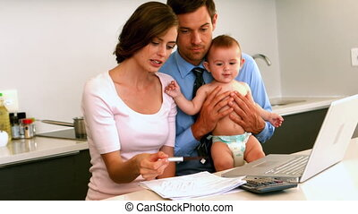 New parents trying to figure out expenses - New parents...
