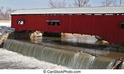 Bridgeton Covered Bridge Loop