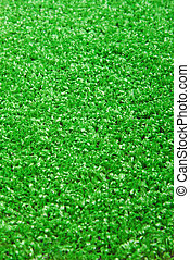 artificial grass astroturf closeup