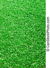 artificial grass astroturf closeup