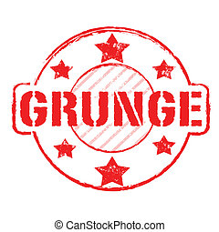 grunge stamp - grunge grunge stamp with on vector...