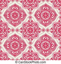 Vector - seamless arabesque tiles - Arabesque, samples,...