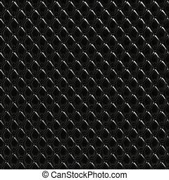Black padding seamless texture - Red padding seamless...