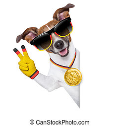 brazil fifa world cup dog - fifa world cup german dog with...