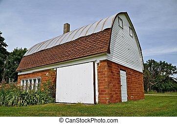 Garage or Barn