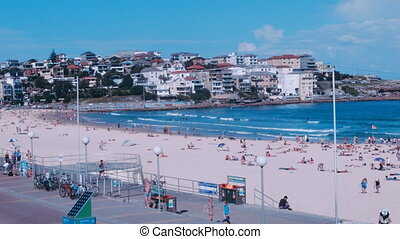 North East Bondi - Bondi Beach, Sydney Australia World...