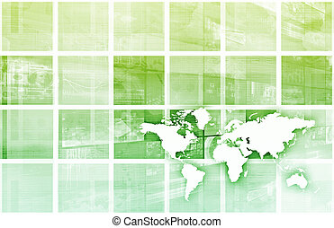 Management Strategy for a Global Business Company