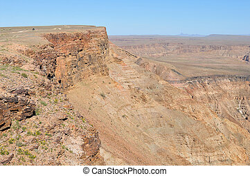Fish River Canyon. Hobas, Namibia