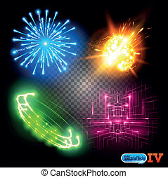 Vector Special Effects Set 4 - Vector Special Effects Series...