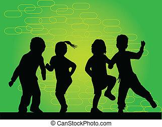 profiles of crazy kids - work vectors