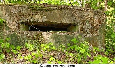military bunker