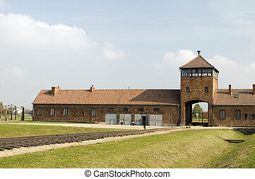 Nazi Germany concentration camp Auschwitz