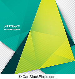 Abstract Triangle Shape Background for Web Design Print...