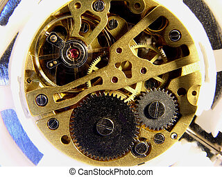 precision mechanism