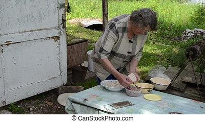 foos potatoes meat senior