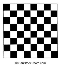 black and white checkerboard - black and white checks of...