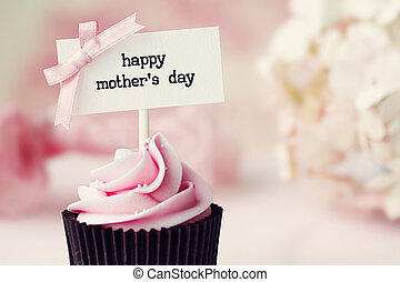 Mother's day cupcake - Cupcake for Mother's day