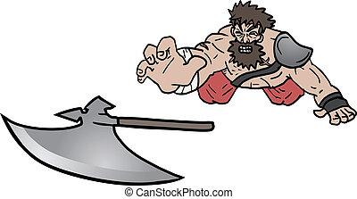 Pick ax - Creative design of pick ax