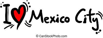 Mexico city love
