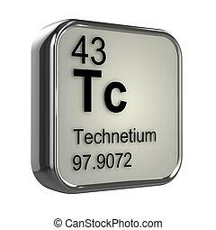 3D, Technetium, elemento